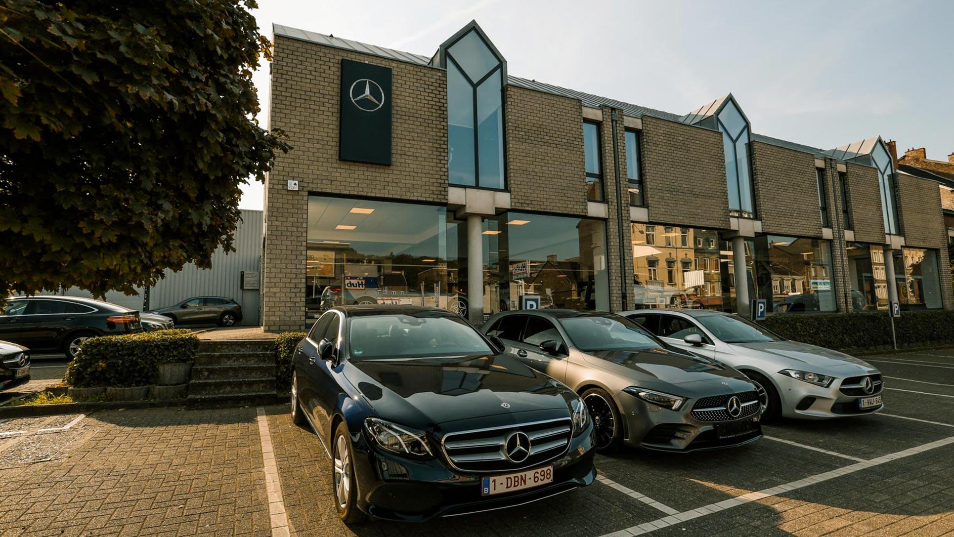 CAR Avenue Verviers