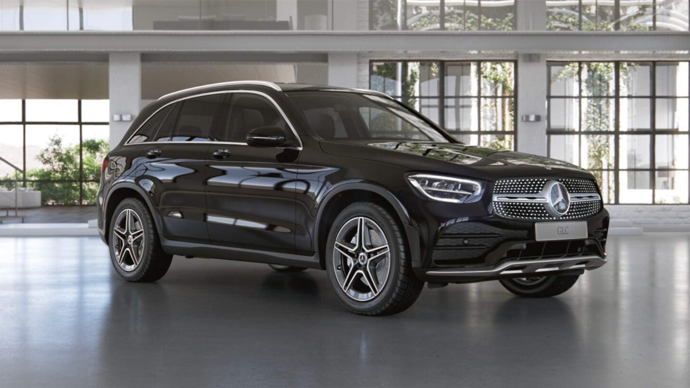 GLC 200 d Coupe Sport Edition.