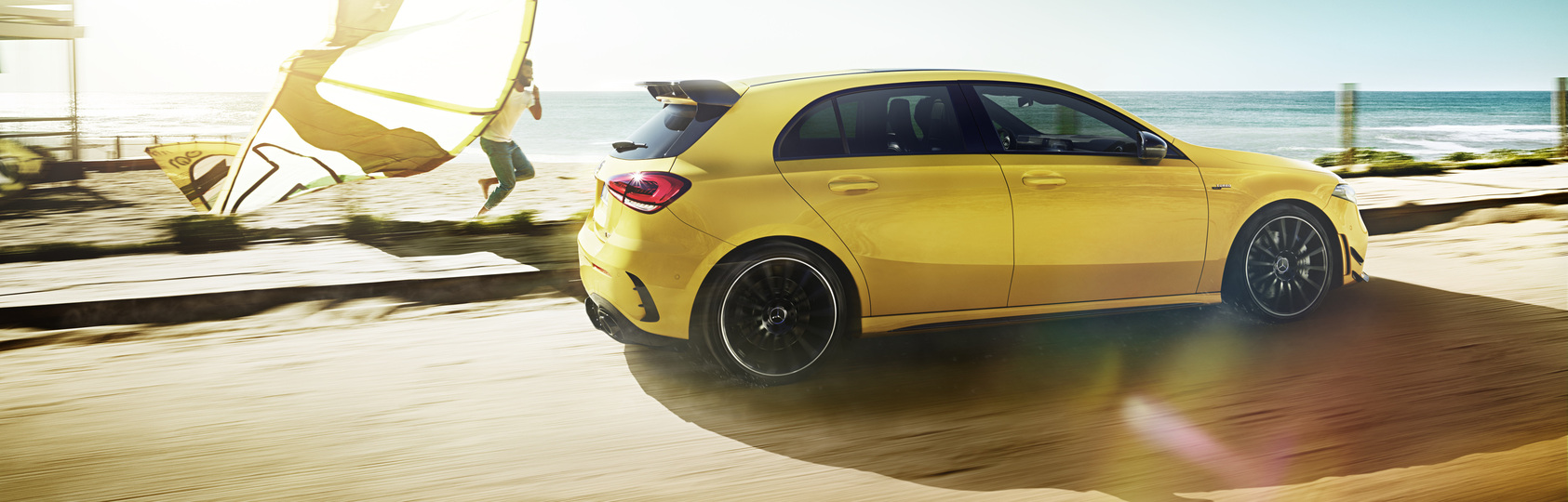 2018 Mercedes-AMG A-Class W177 Launch Beauty Image